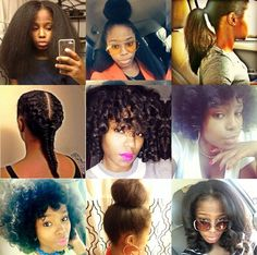 Ver-sa-til-ity...this is one reason I shed my locs! I felt confined.