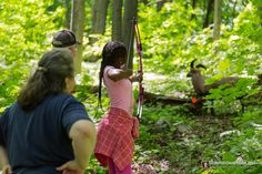 3D Archery Weekend - Devil's Lake State Park - www.devilslakewisconsin.com
