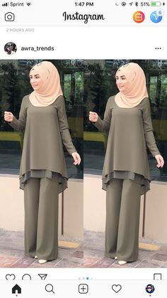 Modest Fashion Hijab, Modern Hijab Fashion, Pakistani Fashion Casual, Modesty Fashion, Islamic Fashion, Mode Abaya, Mode Hijab, Girls Fashion Clothes, Fashion Outfits