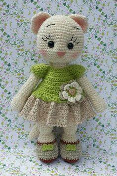 Mesmerizing Crochet an Amigurumi Rabbit Ideas. Lovely Crochet an Amigurumi Rabbit Ideas. Crochet Animal Patterns, Crochet Patterns Amigurumi, Stuffed Animal Patterns, Amigurumi Doll, Crochet Dolls, Doll Patterns, Amigurumi Tutorial, Pattern Ideas, Knitting Patterns