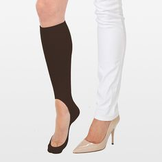 Women's No Show Sock Pair - Original Brown| 11.95