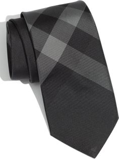 Burberry Woven Silk Tie on shopstyle.com