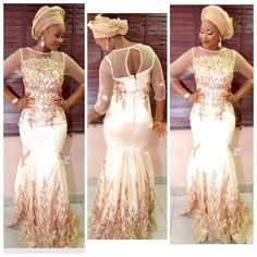 Aso Ebi is one of the unique things about Nigerian weddings, although it has also gone beyond just weddings, it has now transcended into any occasion; it doesn't matter the size of the party.The Aso Ebi trend has gone past what it used to be, it has over time evolved with so much...