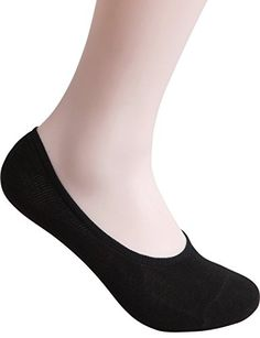 American Trend Women's No-Show Low-Cut Sock Liners Silicon Heel Grip * See this great item.