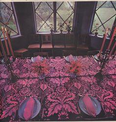 Party at the manor house of Marimekko founder Armi Ratia 9006a35b1d