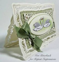 Afbeeldingsresultaat voor cards made with Spellbinders majestic labels Twenty- Five Die