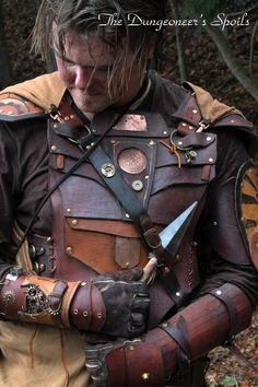 Outlander Armor 2 by jpaulroe.deviantart.com on @deviantART