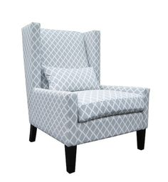 Charlotte Wingback Chair