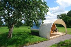 5 Great British #Staycation Ideas To Experience Luxury Camping This Year You can't have missed the explosive growth of #glamping over the last few years. The UK is at the forefront of this growing trend of luxury camping that shows no signs of slowing down any time soon, if at all.
