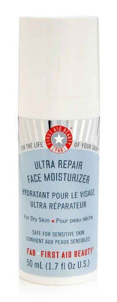 First Aid Beauty Ultra Repair Face Moisturizer #facemoiturizer
