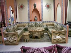 84 Best Salon marocain images | Moroccan decor, Moroccan ...