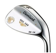 Cleveland 588 Forged Chrome Wedge (Standard Bounce ) : Right, Loft: 62 Bounce: 10 True Temper Tour Concept Steel (Wedge) by Cleveland Golf. Save 29 Off!. $99.99. The 588 Forged wedge maintains the popular, tour-proven shape of its predecessor with a series of technological breakthroughs to provide even more performance. Every wedge is Precision Forged from 1025 carbon steel for incredibly soft, solid feel and the highest level of manufacturing consistency for supreme confidence and ... Golf Wedges, Cleveland Golf, Taylormade, Golf Clubs, Things That Bounce, Steel, Chrome, Consistency, Supreme