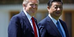 A message for N. Korea in airstrikes on Syria? As President Trump and China's Xi Jinping met, Pyongyang may have been more focused on America's use of force than on further sanctions. Trying to figure out Trump Donald Trump House, Ballistic Missile, Mr Trump, Korean Peninsula, Thing 1, Nuclear War, Latest World News, Times Of India, Asia Travel