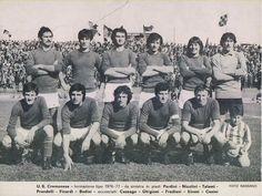 Cremonese 1976/77 formazione tipo