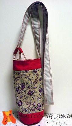 Bag for a bottle of water