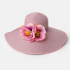 How to Decorate a Straw Hat With Silk Flowers | Hats, Flower and Silk