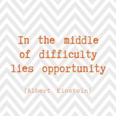 Daily Inspirational Quotes // Albert Einstein Quote