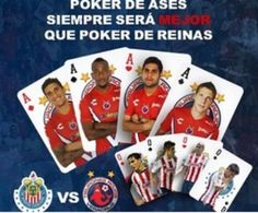 ¿Cómo no estara la liga Mx, que el Cruz Azul y el Veracruz son líderes?