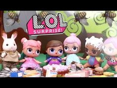 Strange adventure in the picnic time! #doll #loldoll #L.O.Ldoll