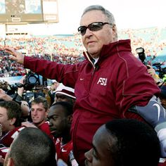 I may be a Gator, but still gotta love and respect Bobby Bowden!