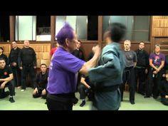 Ninjutsu Demonstrations By Ninja Grandmaster- Bujinkan Ninjutsu Masaaki Hatsumi Sensei - YouTube