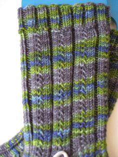 3.  favorite summer pattern       Simple Skyp Socks detail by Adrin, via Flickr   pattern from ravelry