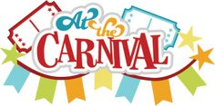 At The Carnival SVG scrapbook title carnival svg file for scrapbooking cute svg cuts free svgs
