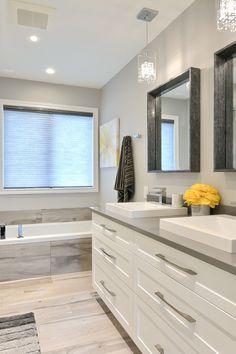 How do you build a closet organizer? Diy Bathroom Decor, Bathroom Renos, Bathroom Furniture, Small Bathroom, Bathroom Ideas, Basement Remodel Diy, Basement Remodeling, Bathroom Remodeling, Build A Closet