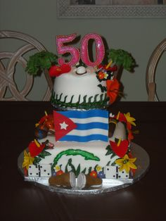 Cuban cake