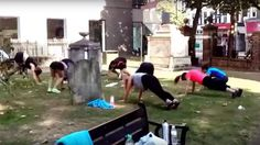 Who, What, Why: Is it wrong to exercise in a graveyard? - BBC News