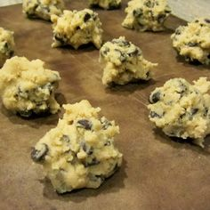 Coconut Flour Chocolate Chip Cookies ~ S {Trim Healthy Mama, Paleo, SCD, Gluten Free, Grain Free, Sugar Free}