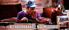 Sheldon-Cooper-Train
