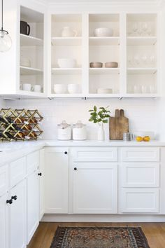 Learn how to streamline your kitchen with Shira Gill's newest article on Sunset Magazine.