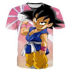 Dragon Ball Goku KI T-Shirt    FREE Shipping Worldwide????    Get it here ---> https://the.supersaiyanstore.com/dragon-ball-goku-ki-t-shirt/    #gohan #songohan #goten #vegeta #trunks
