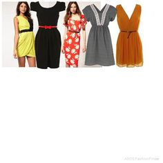 Rectangle Body | Rectangle Body Shape Dress by condra