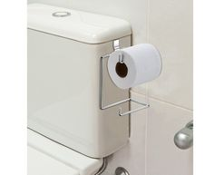 Suporte para papel higiênico - 2 rolos - Banheiro / Suportes Para Papel Higiênico | Ordenato!