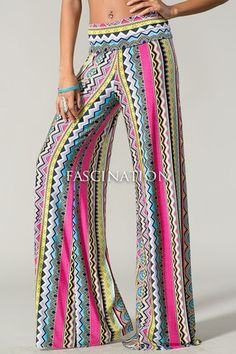 A Good Kind Of Crazy Palazzo Pants