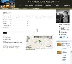 (The Anderson Group: Contact Us)