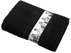 """Fellows"" Bath Towel, Sami Vulli Design. www.byfinlayson.com #tombyfinlayson"