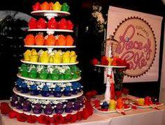 Candy bar para tu boda Gay y lesbiana http://www.felicityevents.net/2014/02/26/candy-bar-para-decorar-tu-boda-gay-y-lesbiana/