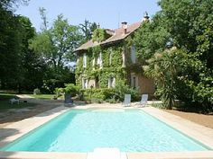 Provence countryside, quiet, for 9 persons, fireplace, private pool, river Vacation Rental in Sabran from @homeaway! #vacation #rental #travel #homeaway
