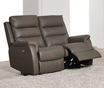 Canapé relax électrique CONFORAMA
