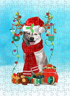 Siberian Husky Dog in Snow Jigsaw Puzzle, Christmas, 1000 Pieces Jigsaw Puzzle PrintYmotion #Siberian Husky #Dog Lovers gift #Christmas Gift #Christmas Puzzle Lovers Gift, Gift For Lover, Dog Lovers, Christmas Puzzle, Siberian Husky Dog, Love Challenge, Snow Dogs, Tin Boxes, Retirement Gifts