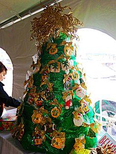 Baylor Christmas Cookie Tree