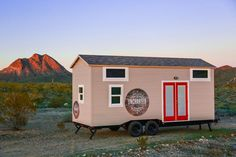 270 sq.ft. Tiny House - Mansion by Uncharted Tiny Homes