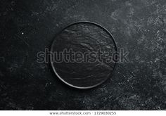 Find Black Plate On Black Stone Background stock images in HD and millions of other royalty-free stock photos, illustrations and vectors in the Shutterstock collection.  Thousands of new, high-quality pictures added every day. Room Inspiration, Vectors, Photo Editing, Royalty Free Stock Photos, Plates, Illustrations, Stone, Artist, Pictures