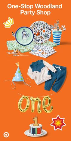 Get everything you need to host a sweet birthday at Target—décor, cake & more. Baby Boy Or Girl, Baby Girl Quotes, Baby Girl Toys, Baby Girl Names, Baby Girl Newborn, Target Decor, Woodland Party, Party Shop, Baby Girl Birthday Dress