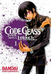 Code Geass: Lelouch of the Rebellion, Vol. 1 (By Ichirou Ohkouchi)In the year 2010, the Holy Empire of Brittania declared war on Japan. Powerless to stop them, Japan surrendered in less than a month. Freedom was lost and Japan was renamed Area 11 and its people...