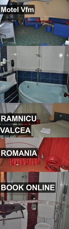 Hotel Motel Vfm in Ramnicu Valcea, Romania. For more information, photos, reviews and best prices please follow the link. #Romania #RamnicuValcea #travel #vacation #hotel Hotel Motel, Romania, Books Online, Hotels, Vacation, Link, Travel, Vacations, Viajes