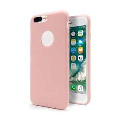 . Funda unotec second skin rosa para iphone 7 plus..disfruta de una segunda piel para tu iphone 7 plus con la funda que mejor se adapta a tu smartphone, ofreciendo una agradable sensaci�n al tacto. gracias a la �ltima tecnolog�a roc hemos logrado un sensaci